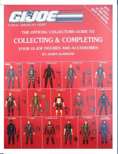 1989 1987 1984 1990 1985 1986 1991 1984 1988 GI JOE GUIDE I 1982 1992