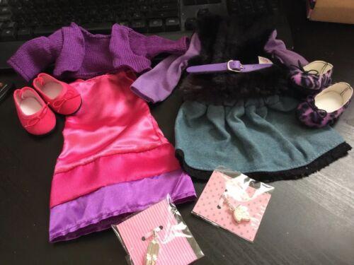 Pare-chocs Pack 2 Design un ami 18 in (environ 45.72 cm) poupée Tenues Chad Valley Coffret Cadeau