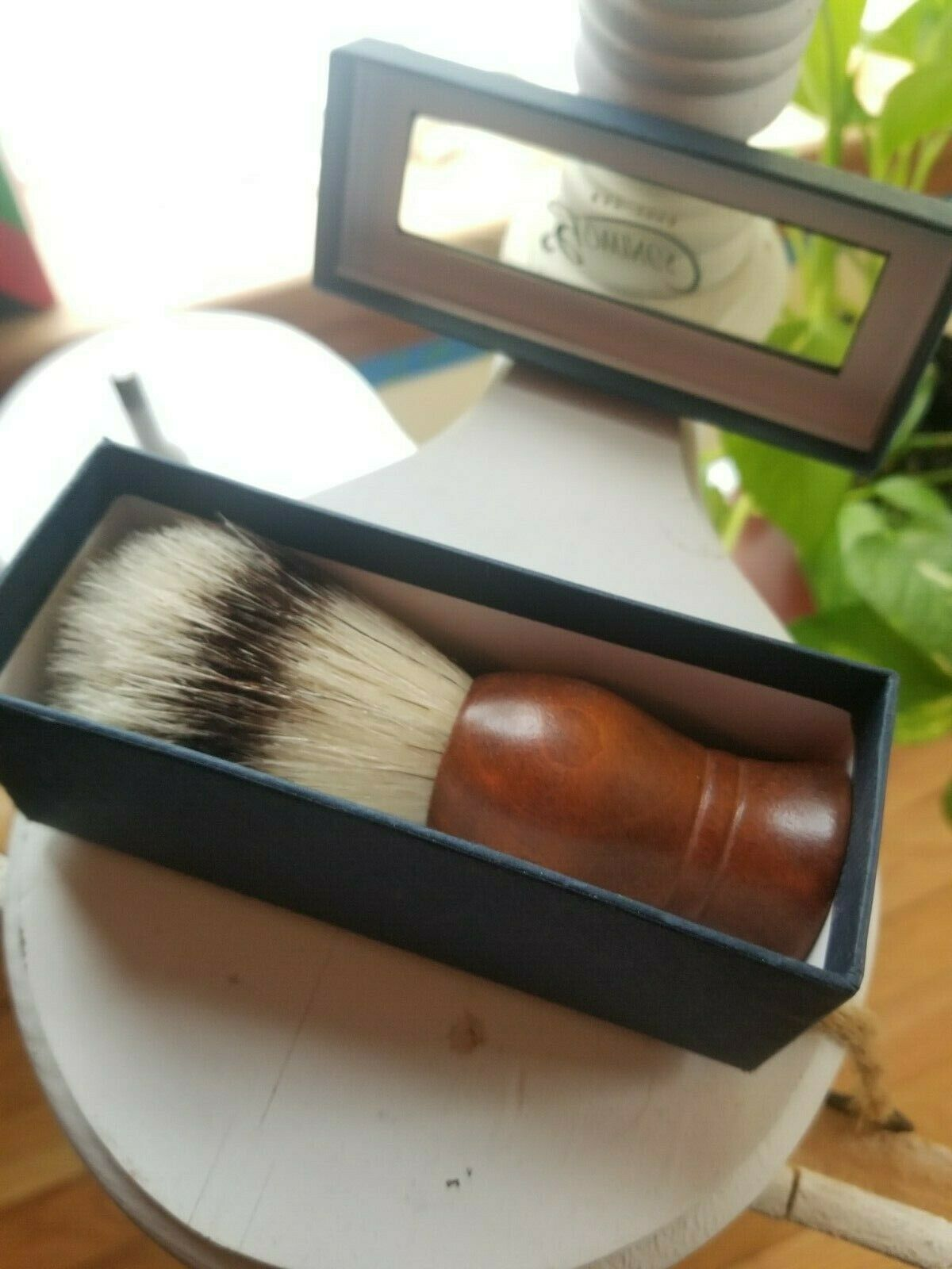 Gowing's Shave Brush New Great Condition Men's Shaving and Grooming