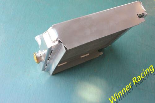 Fit LAND ROVER 88//109 2.3//2.3D M//T 1963-1986 56MM ALUMINUM RADIATOR