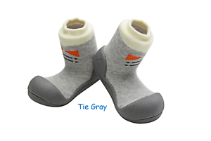 fab09fd128f3c Details about [Attipas] First Walking Shoes with Socks for Baby/Toddler  Girls/Boys