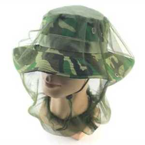 MIDGE-MOSQUITO-NET-INSECTS-BUG-MESH-HEAD-NET-FACE-PROTECTOR-TRAVEL-CAMPING-HIKE