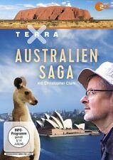 Terra X: Australien-Saga mit Christopher Clark DVD NEU & OVP VÖ 01.07.2016