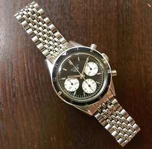 Chronograph-vintage-watch-19mm-Beads-of-Rice-band-1960s-70s-to-Heuer-2446-8-sold