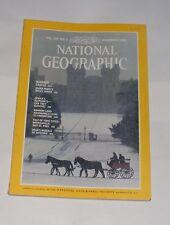 NATIONAL GEOGRAPHIC MAGAZINE NOVEMBER 1980 - ELEPHANTS/WINDSOR/ABORIGINALS