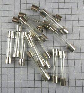 Fuse-6x30mm-Slow-Blow-8A-250V-Glass-15pcs-per-lot