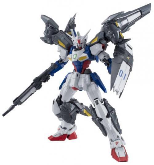 Neu Robot Spirits Seite Ms Gundam Geminass 01 Assault Booster Actionfigure