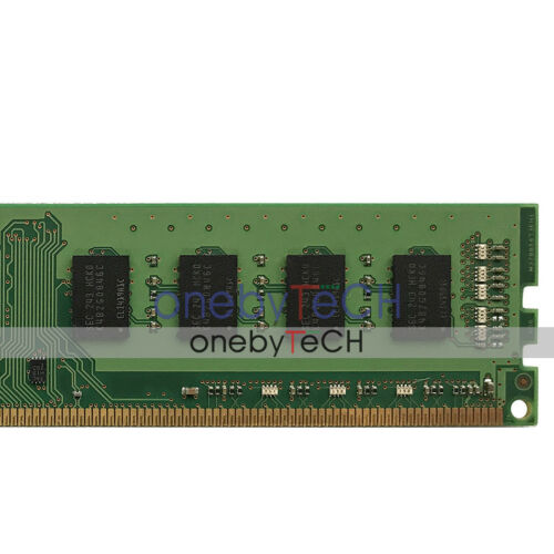 Samsung 16GB 4x4GB PC3-12800 DDR3-1600 240PIN Desktop Memory Low Density NON ECC