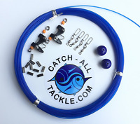 Catch All Tackle Outrigger Rigging Kit - Line,balls,clips,snaps, & Crimps