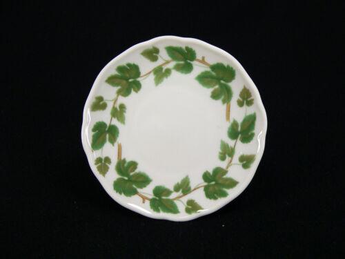 Hutschenreuther Marie-Thérèse Vignes confitures assiette sachet de thé-papiers Ø 10,5 cm