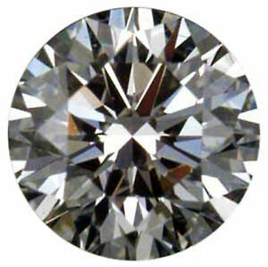 .25 ct Round Worlds Best Cubic Zirconia Top Russian Quality 4 mm