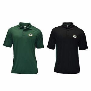 34fa36a3 Details about Authentic NFL Green Bay Packers TX3 Cool Polo Shirt with  Embroidered Logo
