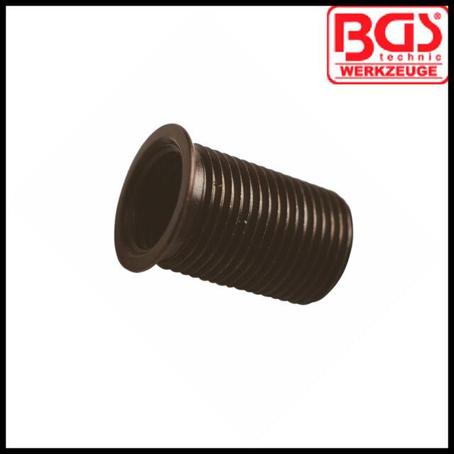 BGS - 19 mm Spark Plug Thread Repair Insert-M12 x 1,25 x 19 mm - 8651-2