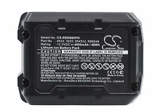 12.0V Battery for AEG BSS12C BWS12 BWS12CBWS 3520 Premium Cell UK NEW
