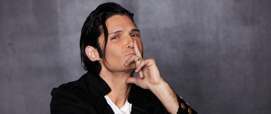Corey Feldman and The Angels Tickets (18+ Event)