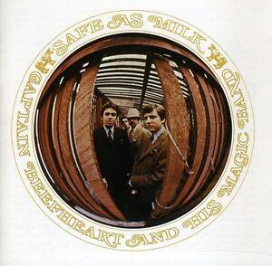 Captain-Beefheart-Safe-As-Milk-New-CD