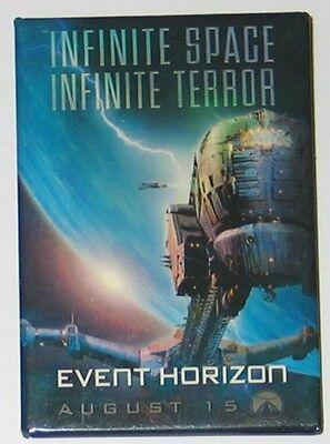 Event Horizon Movie Promo Button / Pin 1997 NEW