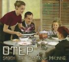 Smash the Control Machine [Bonus DVD] [Slipcase] by Otep (CD, Aug-2009, 3 Discs)