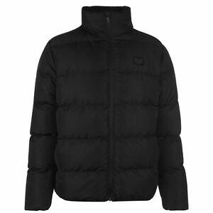 Détails sur Everlast BUBBLE Veste Homme Gents gilet manteau haut zippée à capuche zippée afficher le titre d'origine