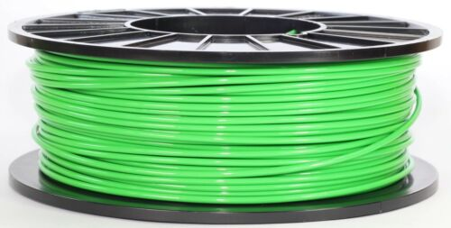 3DMakerWorld 1Kg 3mm Green Made in the USA NatureWorks 4043D PLA