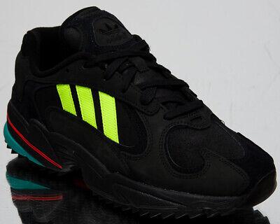 Adidas Originals Yung 1 Trail Herren Schwarz Gelb Casual Lifestyle Sneaker Schuhe | eBay
