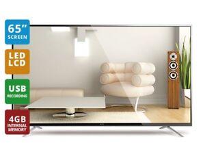 SONIQ-65-034-Ultra-HD-LED-LCD-Smart-TV-100Hz-BRAN-NEW-S65UX16A-AU