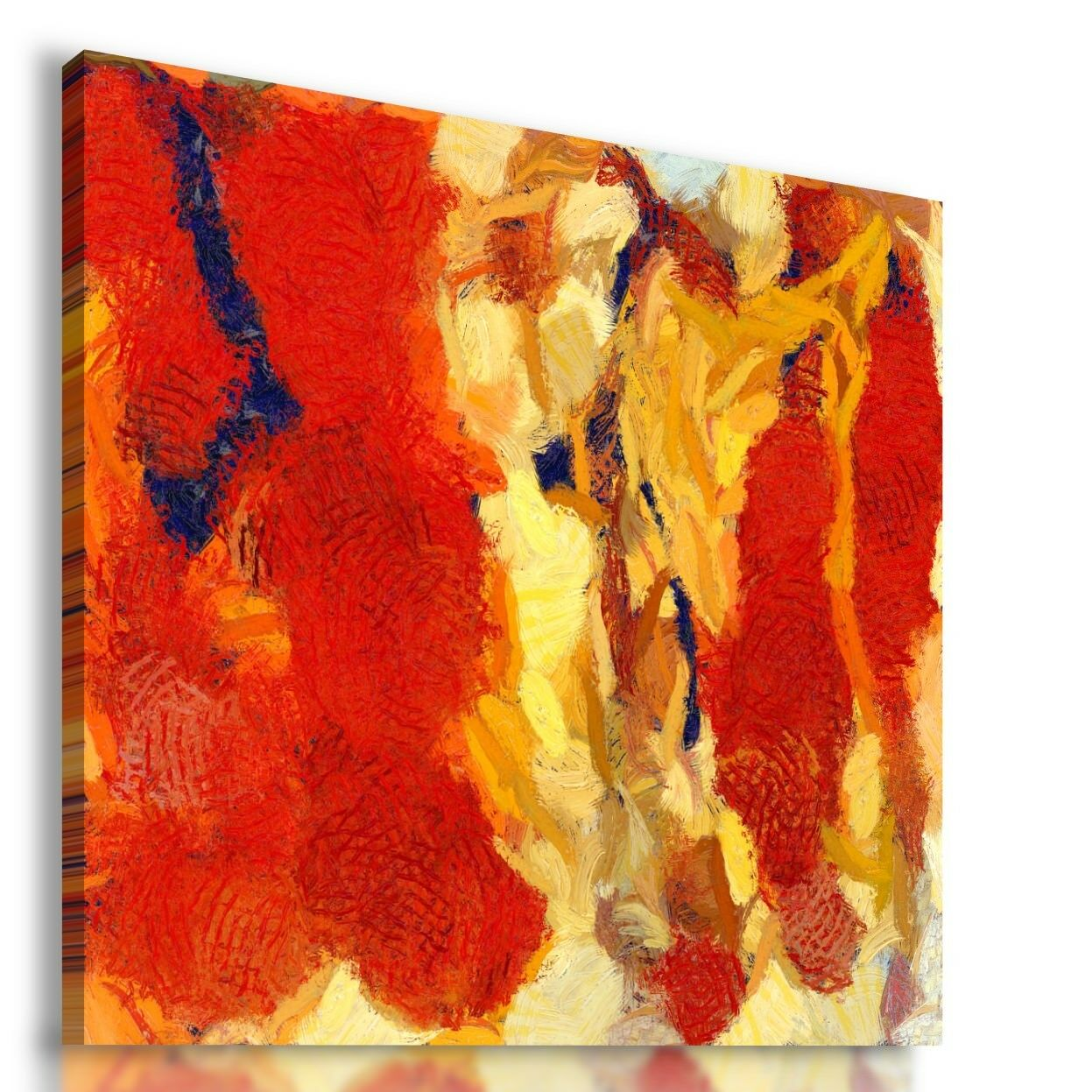 PAINTING ABSTRACT MODERN DESIGN PRINT CANVAS WALL ART PICTURE LARGE AB822 MATAGA