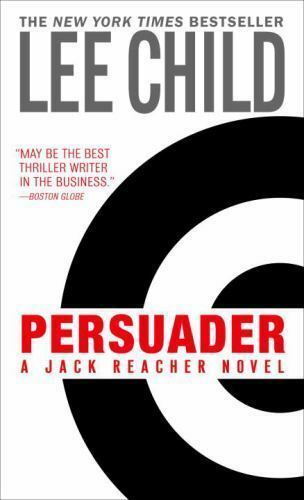 Jack Reacher: Persuader No. 7 by Lee Child (2004, Paperback)