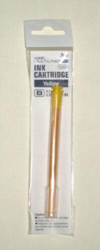 Copic Multiliner SP Colour ink Cartridges Orange