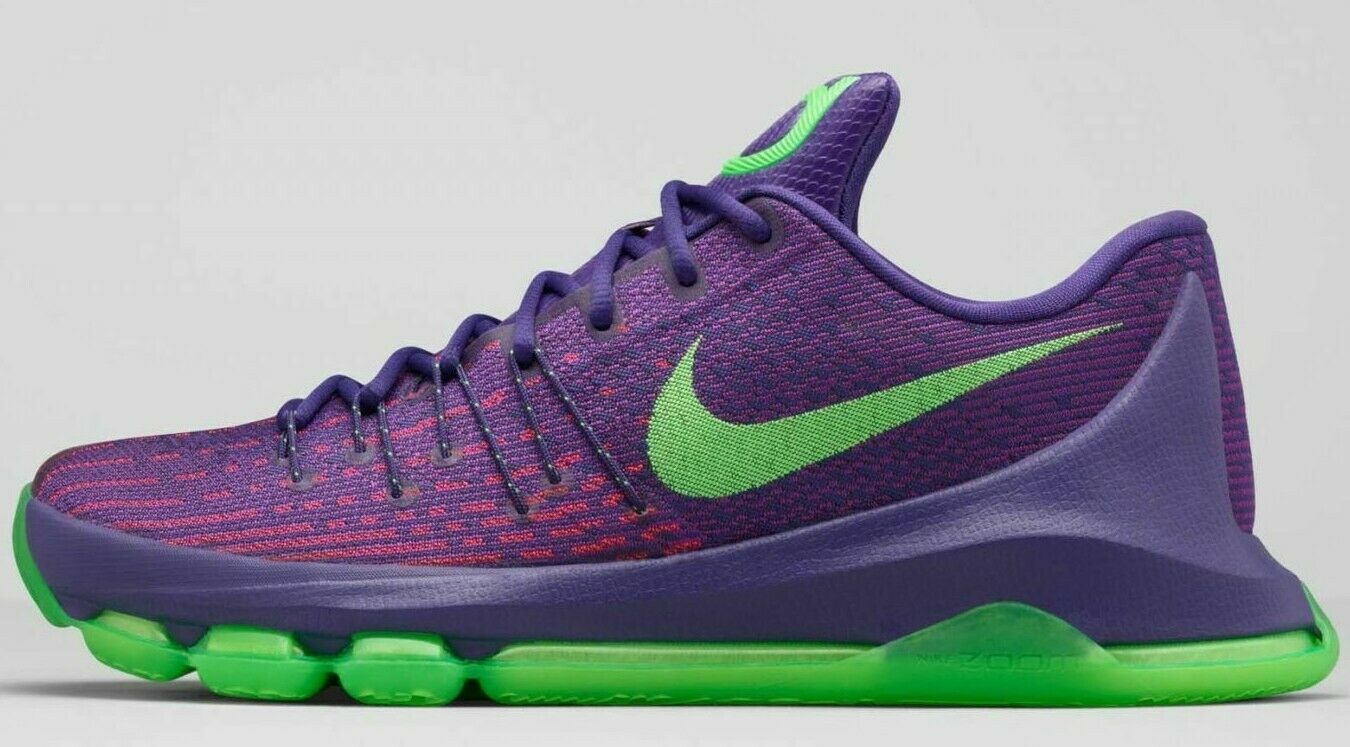 NIKE ZOOM KD 8  SUIT  SIZE 9.5 BRAND NEW FAST SHIPPING (749375-535)