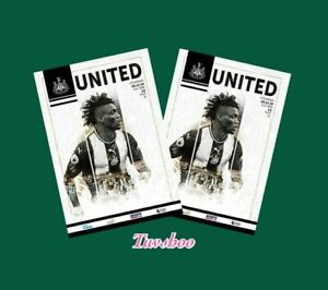 Newcastle-United-v-Everton-Matchday-Programme-28-12-19-FREE-UK-DELIVERY