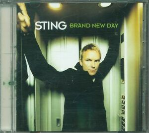 Sting-Brand-New-Day-Reissue-Enhanced-Video-Epk-Cd-Ottimo