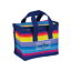 Lunch-Cooler-Bag-RAINBOW-Tote-Easy-Carry-Picnic-Food-Storage-Thermal-Folded-AU miniature 7