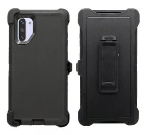 Samsung-Galaxy-Note-10-10-Plus-W-caso-clip-de-cinturon-se-ajusta-Otterbox-Defender-Serie