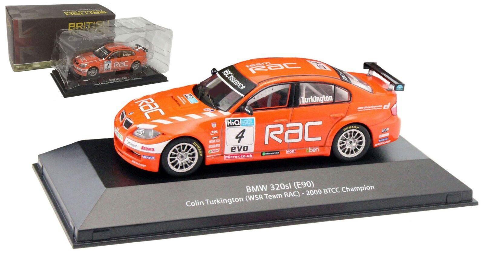 ATLAS BMW 320si (E90) 'WSR TEAM RAC  Racing Champion 2009-Colin turkington