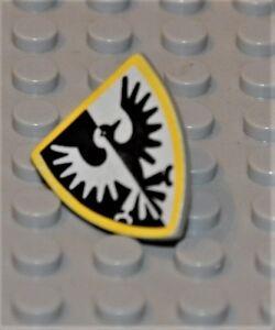 Zestawy LEGO Zabawki konstrukcyjne LEGO Lego Classic Knights Falken Ritter Schild gelb 6011 6062 6072