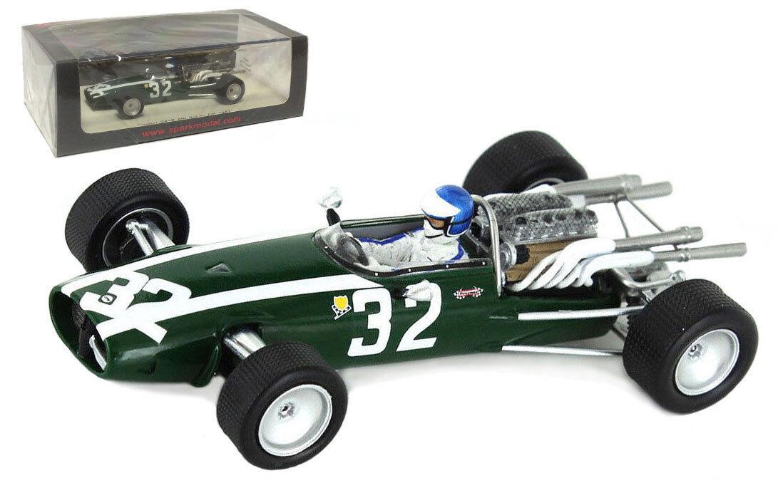 Spark S4807 Cooper T81B th GP 1967 italiano-Jacky § 1 43 Escala
