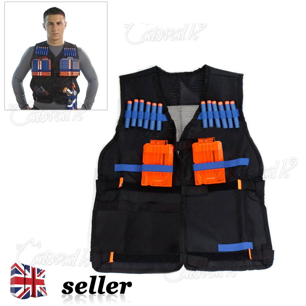 Outdoor Tactical Vest   Taktisch Weste & Hüfttasche N-Strike Für Nerf N-Strike Hüfttasche Team-Spiel 05bc4b