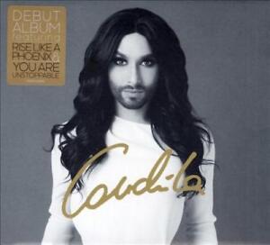 CONCHITA-WURST-CONCHITA-LIMITED-EDITION-NEW-CD
