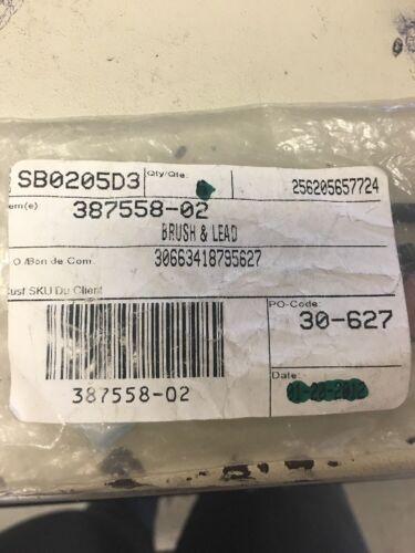 387558-02 Dewalt Set de 2 Pz Brosse et Cable pour sans Fil Coupure Outil DC410