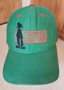 965876f2a07 VTG 90s STUSSY SnapBack Hat Cap Fresh Gear Green Rasta Skate Street ...