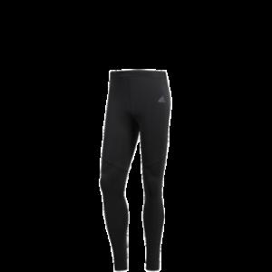 vende artesanía exquisita lo último adidas Response Long Tights Black Men's Running Sport Pants 2019 ...