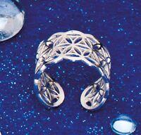"Ring ""Blume des Lebens"" - 925 Silber"