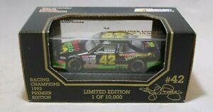 Racing Champions NASCAR Diecast Car 1:43 Kyle Petty #42 Mello Yello 1993 Pontiac