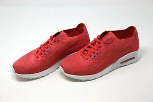 asiático Peladura Anfibio  Nike Air Max 90 Ultra 2.0 Flyknit Zapatillas para mujer 7, 881109 600,  defectuoso | eBay