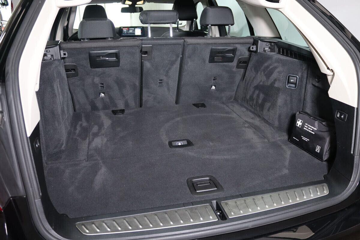 BMW 520d 2,0 Touring - billede 8