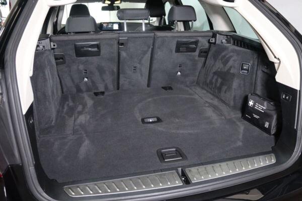 BMW 520d 2,0 Touring billede 8