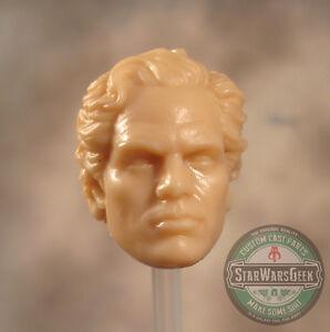 ML203-Bruce-Banner-Hulk-MCU-Custom-Cast-head-sculpt-use-w-6-034-Marvel-Legends