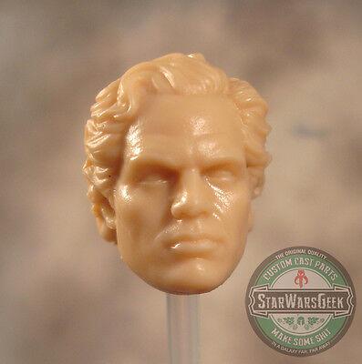 "ML221 Custom Sculpt Cast Female head use w//6/"" Marvel Legends"