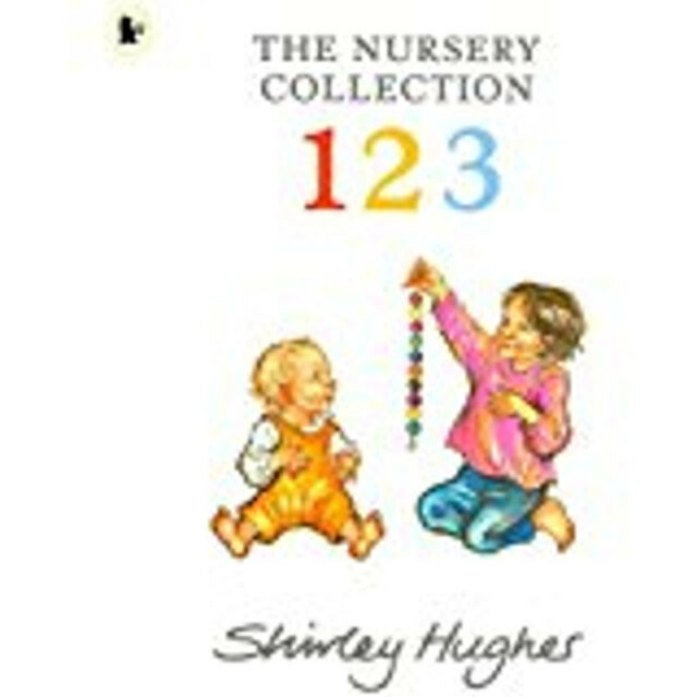 123 - The Nursery Collection, New, Shirley Hughes Book